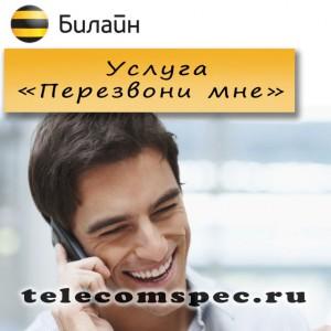 Перезвони мне: как отправить просьбу перезвонить на Билайн