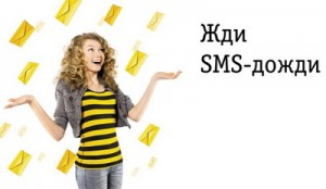 Как подключить дополнительный пакет СМС на Билайн