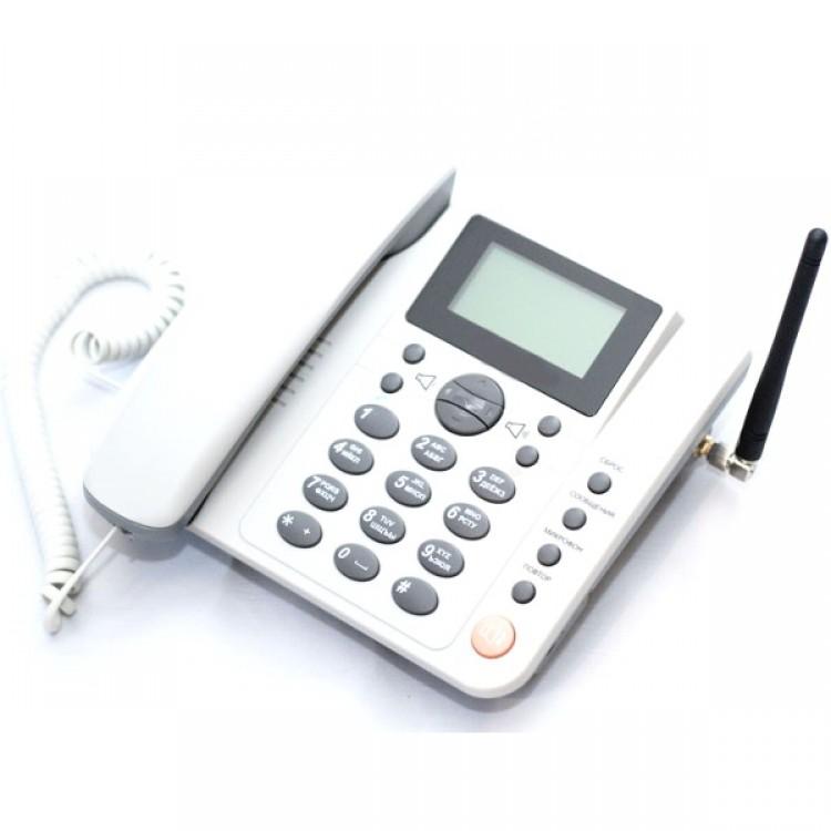 Стационарный телефон gsm: описание данного телефона