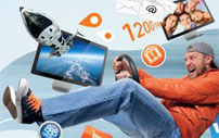 Как добавить трафик 3 Гб мобильного интернета Ростелеком