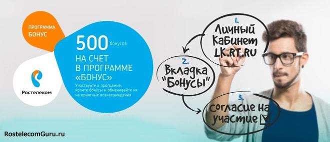 Как получить промокоды Ростелеком — бонусы 2018 год